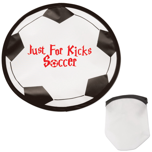 Customized Soccer Flexible Flyer