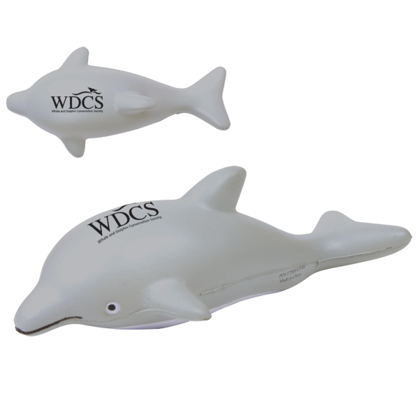 Personalized Dolphin stress reliever