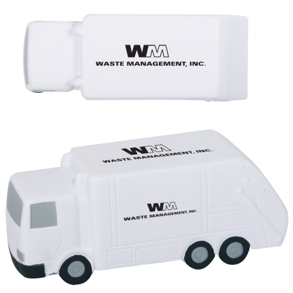 Promotional Garbage Truck Stress Reliever