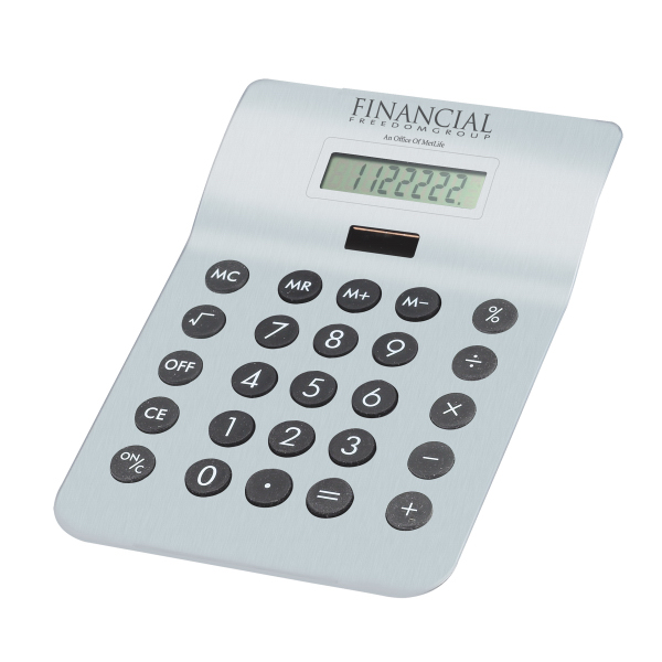 Printed Executive Desktop Calculator