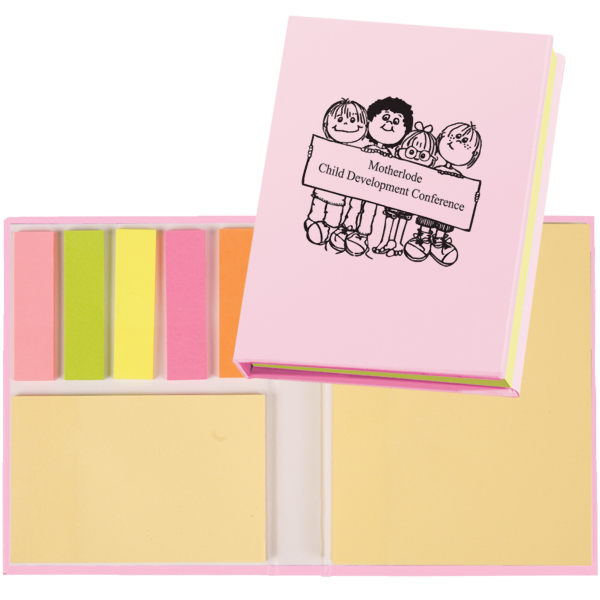 Promotional Hardcover Notepad Holder