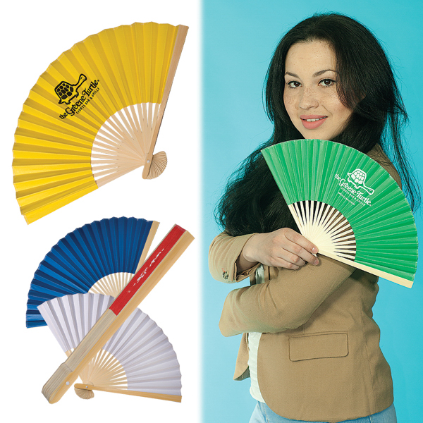 Personalized Folding Fan