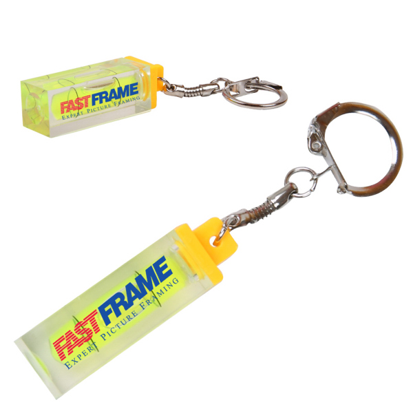 Promotional Mini Level Key Chain