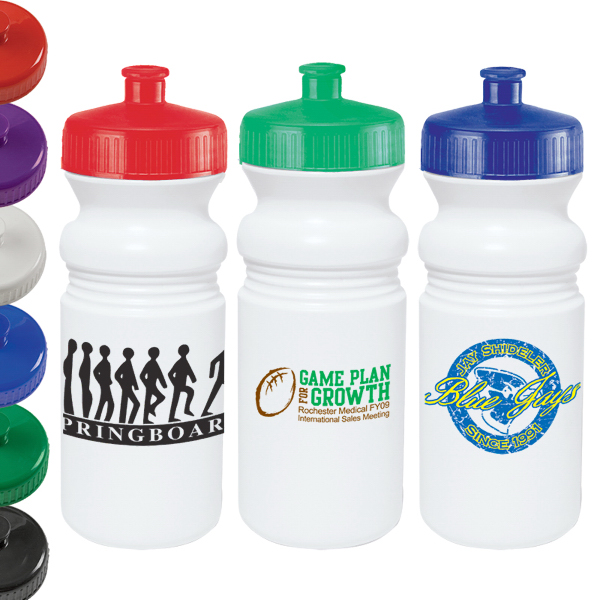 Printed 20 oz. Sport Bottle