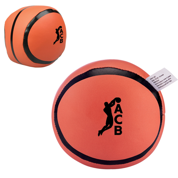 Personalized Basketball Pillow Ball