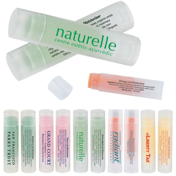 Promotional Fruity Lip Moisturizer
