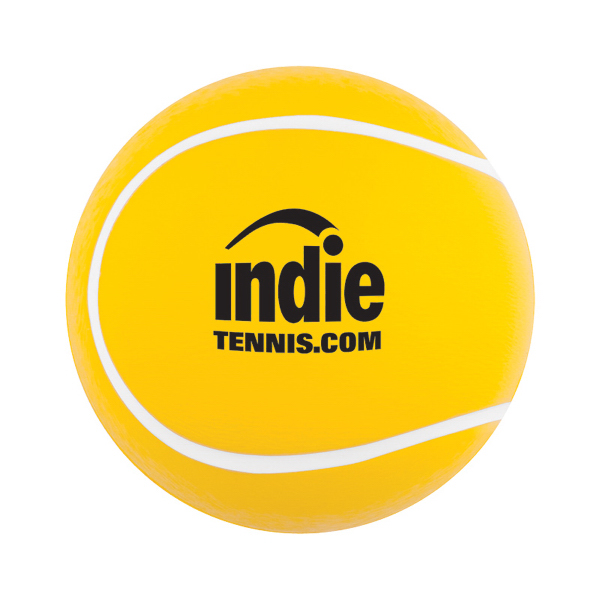 Printed Tennis ball Stress Reliever