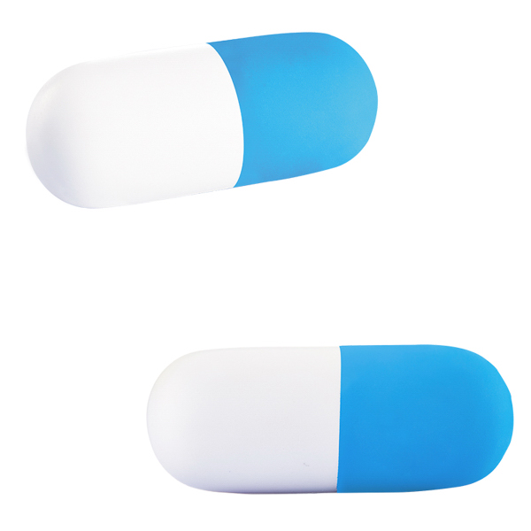 Personalized Pill Stress Reliever