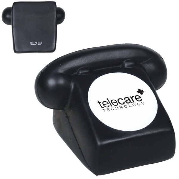 Customized Rotary Telephone Stress Reliever