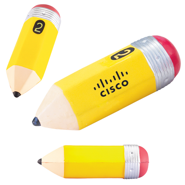 Promotional Pencil Stress Reliever