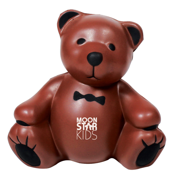 Custom Teddy Bear Stress Reliever