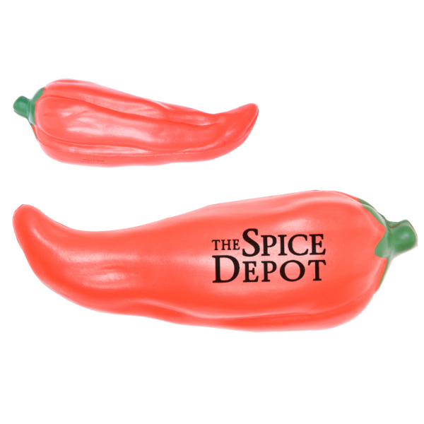 Customized Hot Chili Pepper Stress Reliever
