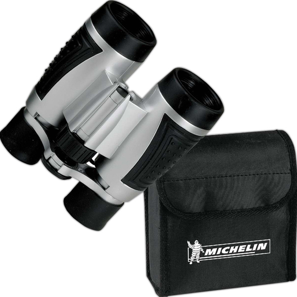 Promotional Action Binoculars