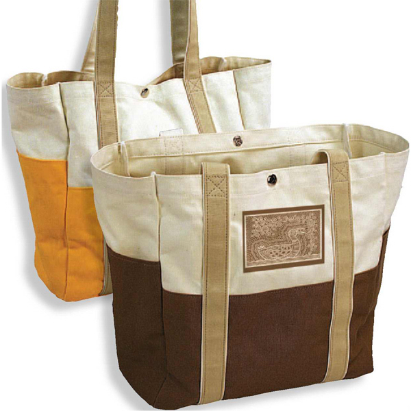 Customized Adirondack Tote
