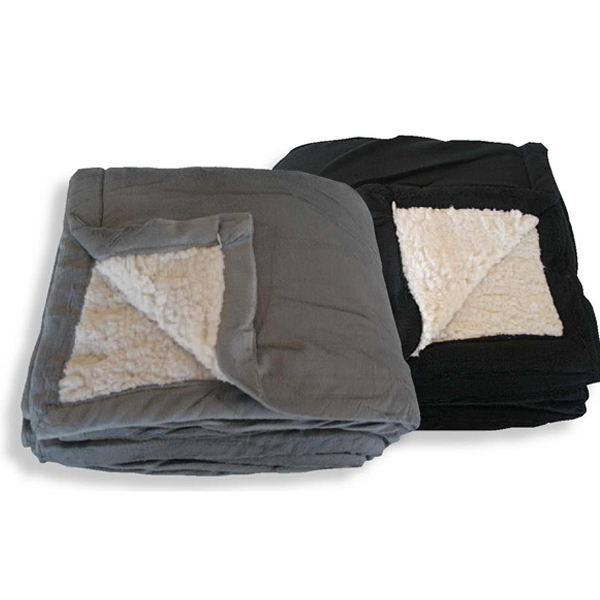 Customized Sherpa Fleece blanket