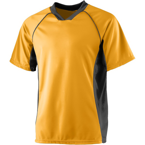 Personalized Adult Wicking Soccer Shirt