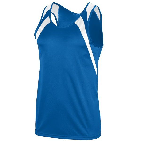 Promotional Youth Wicking Tank with Shoulder Insert