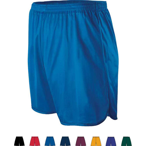 Custom Youth Longer Length Wicking Track Short
