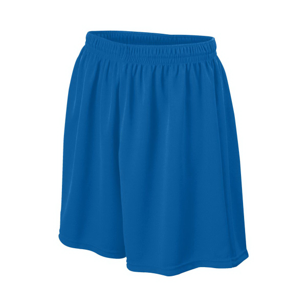 Personalized Youth Wicking Mesh Soccer Short