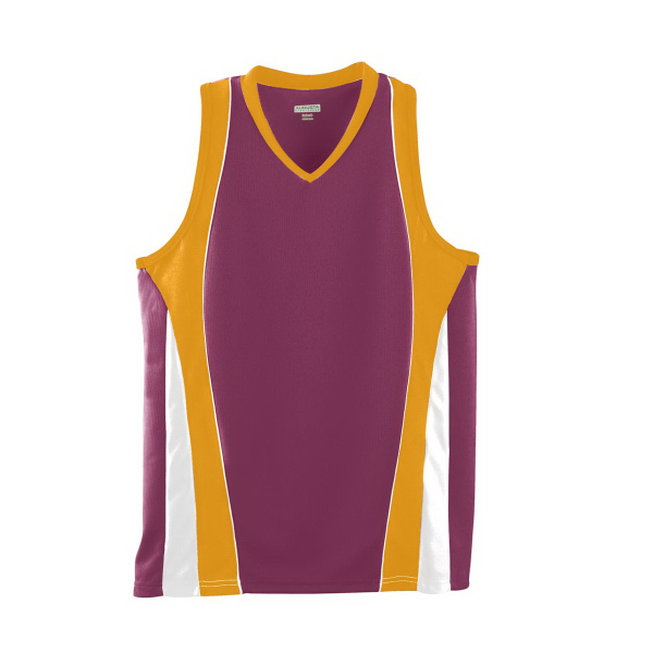 Custom Girls Wicking Mesh Advantage Jersey
