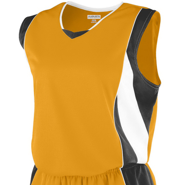 Promotional Girls Wicking Mesh Extreme Jersey