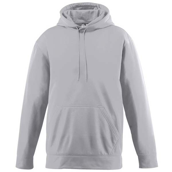 Custom Youth Wicking Fleece Hooded Sweatshirt