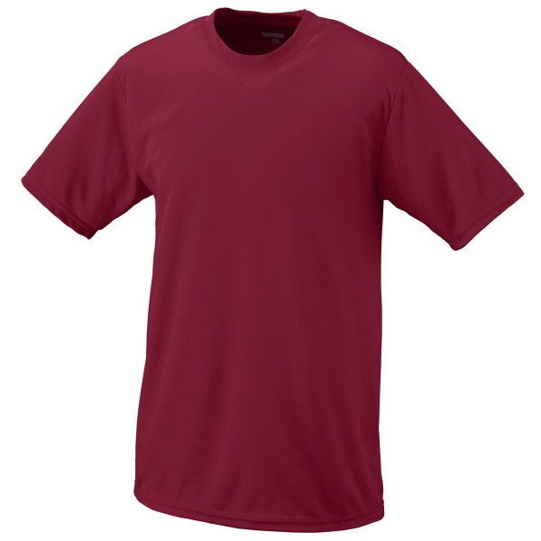 Imprinted Wicking Adult T-Shirt