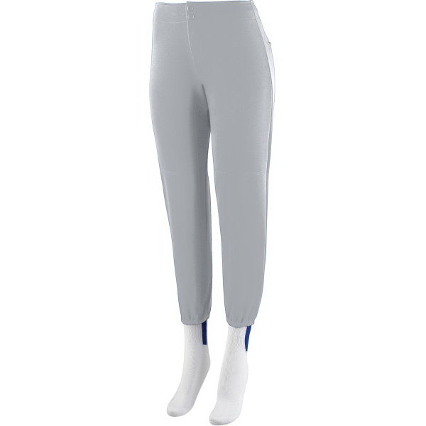 Promotional Girls Low Rise Softball Pant