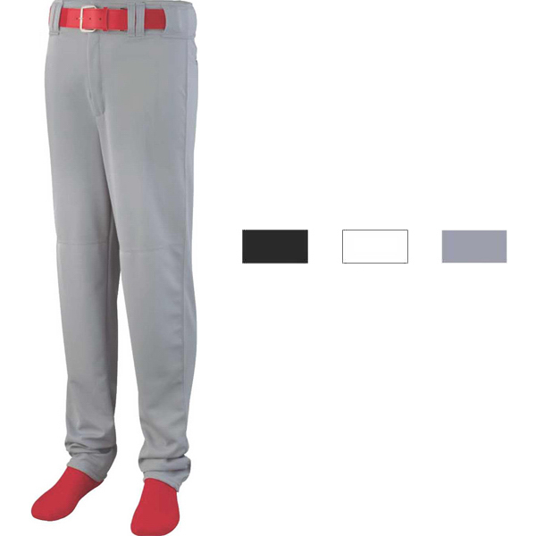 Promotional Open Bottom Adult Baseball/Softball Pant