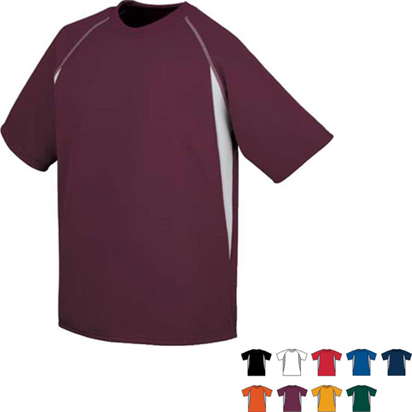 Promotional Wicking Youth Mesh Jersey