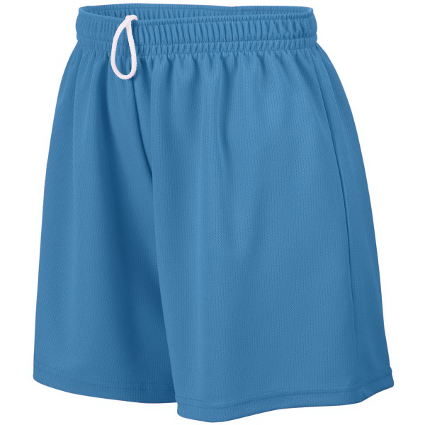 Promotional Girls Wicking Mesh Short