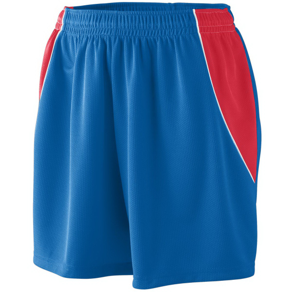 Promotional Girls Wicking Mesh Extreme Short