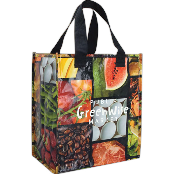 Personalized PhotoGraFX (TM) Grocery Tote