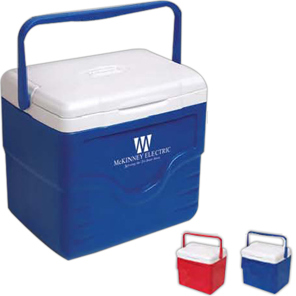 Printed Coleman (R) 9-Quart Cooler