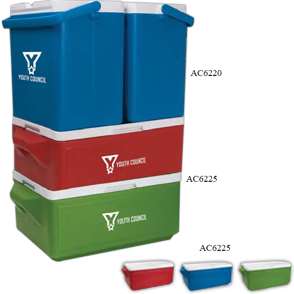 Custom Coleman (R) 24 Can Party Stacker Cooler