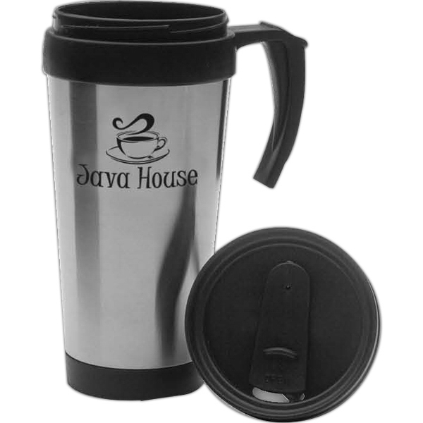 Personalized Stainless Travel Mugs