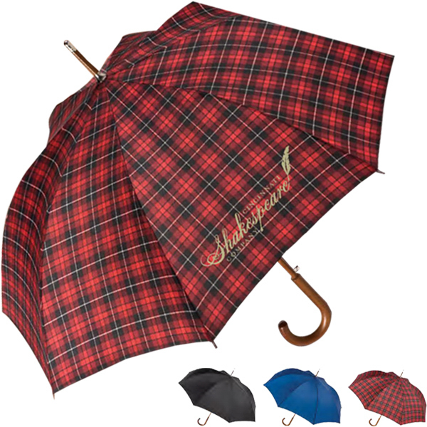 Personalized Automatic Stick Totes (R) Umbrella