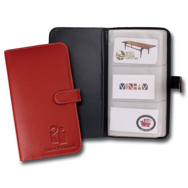 Personalized Lamis Business Card Holder