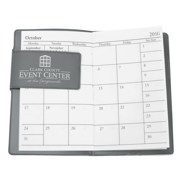 Customized Scan-A-Month Planner