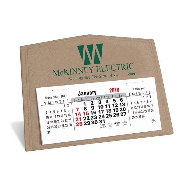 Promotional V natural (TM) 3-Month Pop Up Calendar