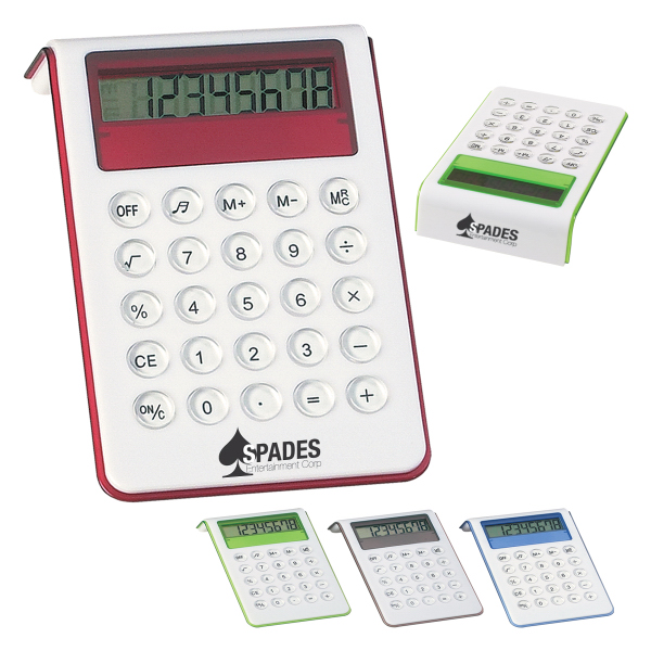 Printed Large Calculator With Sound