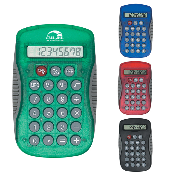 Imprinted Sport Grip Calculator