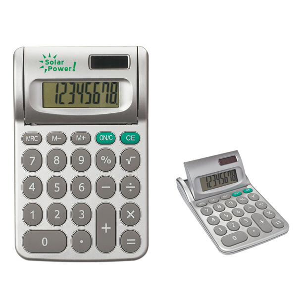 Personalized Adjustable Dual Power Calculator