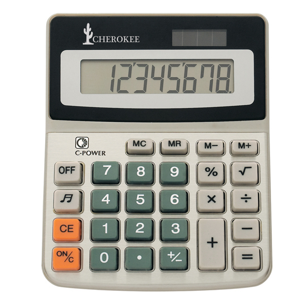 Promotional Solar Calculator