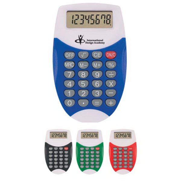 Customized Oval Calculator
