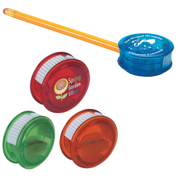 Promotional Plastic Pencil Sharpener