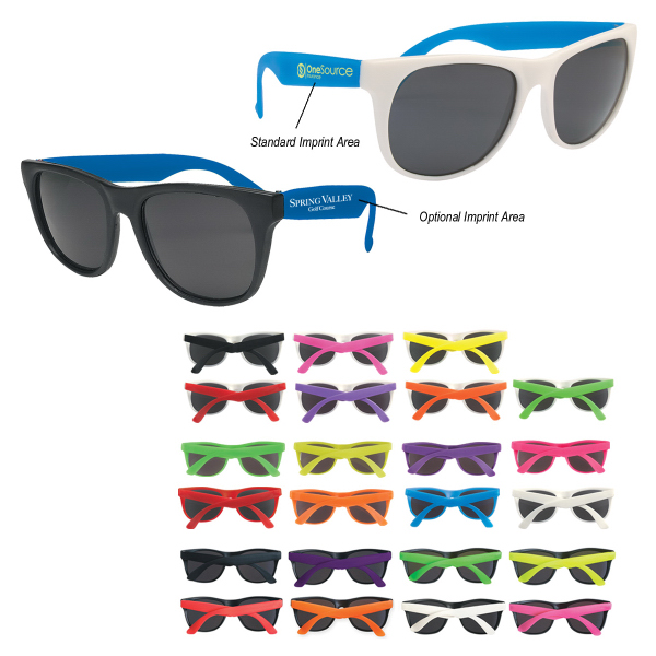 Neon Sunglasses from USimprints.com