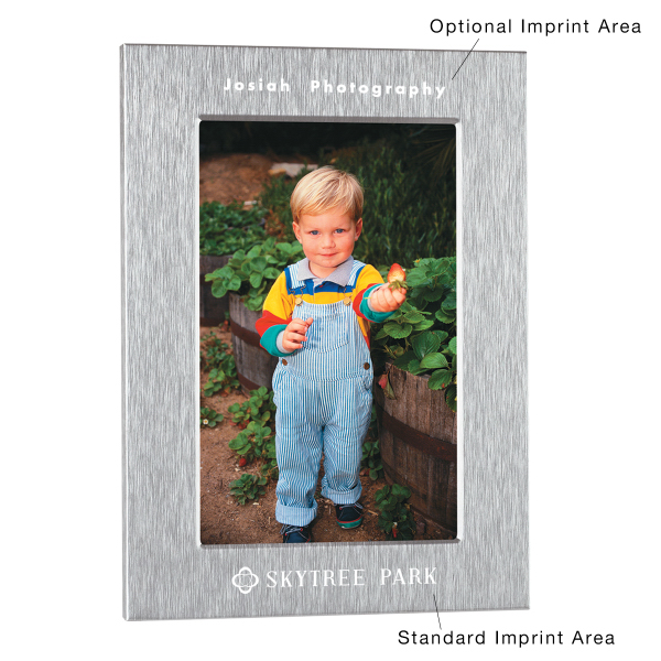 "Promotional 4"" x 6"" Photo Frame"