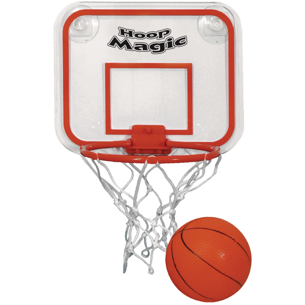 Personalized Mini Basketball & Hoop Set
