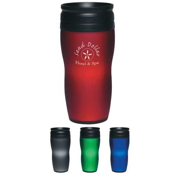 Promotional 16 oz. Soft Touch Tumbler